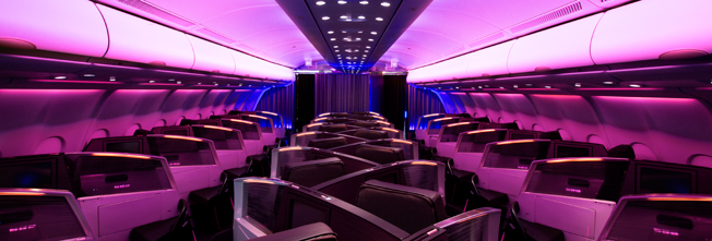 Virgin Atlantic Лос-Анджелес